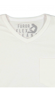 Playera lisa Modelo Flex V
