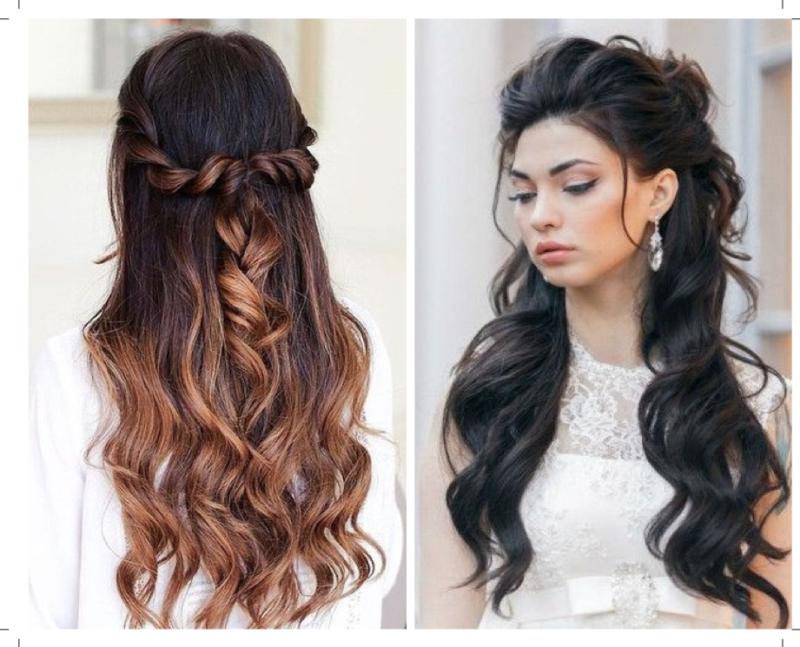Hermoso peinados fiesta Fotos de los cortes de pelo de las tendencias - Peinados para fiesta - Blog