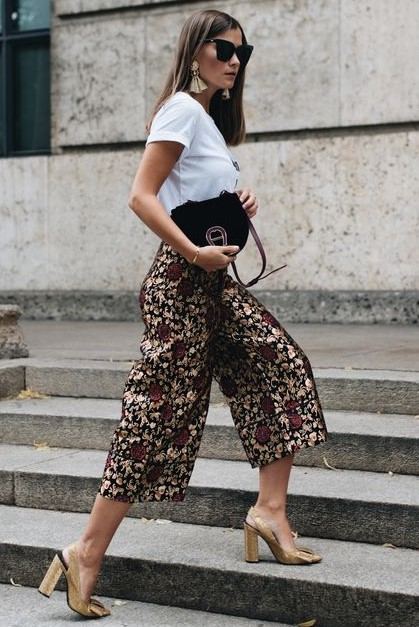 5 Tips Para Verte Espectacular Con Tus Pantalones Palazzo Blog